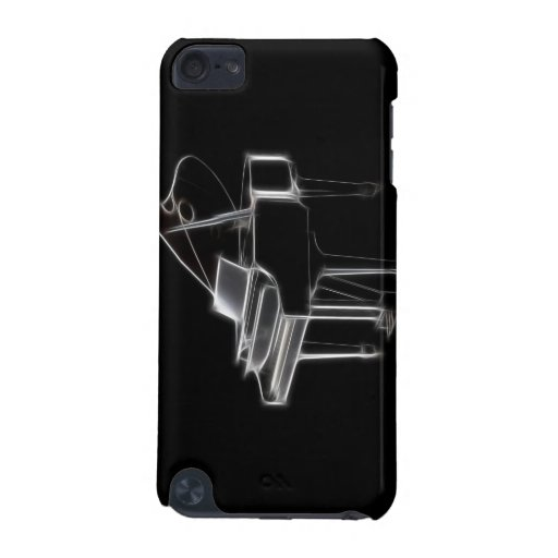 Grand Piano Musical Classical Instrument iPod Touch (5th Generation) Case