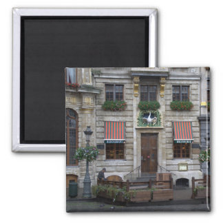 Grand Place, Brussels Refrigerator Magnet