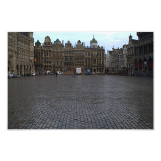 Grand Place Brussels Photo