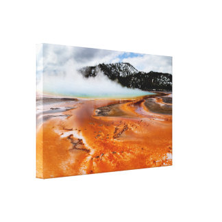 Grand Prismatic Canvas