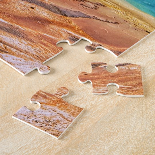 Grand Prismatic Spring Jigsaw Puzzle