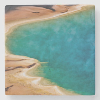 Grand Prismatic Symphony Stone Beverage Coaster