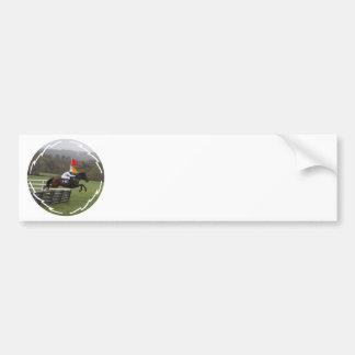 Grand Prix Eventing Bumper Sticker