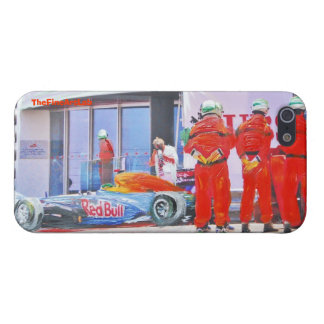 Grand Prix Series iPhone 5/5S Covers