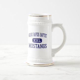 Grand Rapids Baptist - Mustangs - Grand Rapids Mugs