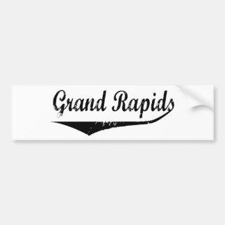 Grand Rapids Bumper Stickers