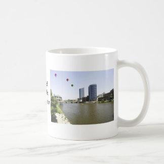 Grand Rapids City Michigan Basic White Mug
