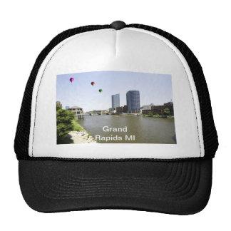 Grand Rapids City Michigan Cap
