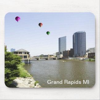 Grand Rapids City Michigan Mouse Pad
