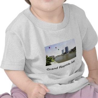 Grand Rapids City Michigan Tshirts