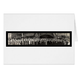 Grand Rapids Convention Photo 1915 Card