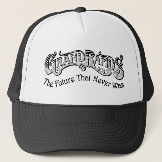 Grand Rapids Hat - The Future That Never Was