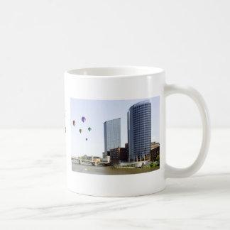 Grand Rapids Michigan Basic White Mug