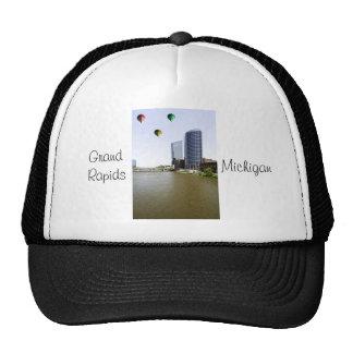 Grand Rapids Michigan Trucker Hats