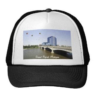Grand Rapids Michigan Mesh Hats