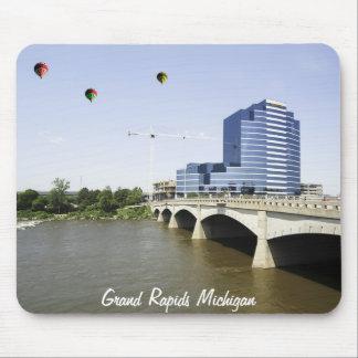 Grand Rapids Michigan Mouse Pad