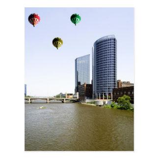 Grand Rapids Michigan Postcard