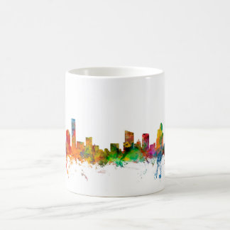 Grand Rapids Michigan Skyline Mugs