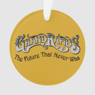 Grand Rapids Ornament - The Future That Never Was