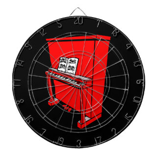 grand red upright piano with music.png dartboards