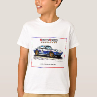 Grand Sport Corvette 1963 Penske Coupe T-Shirt