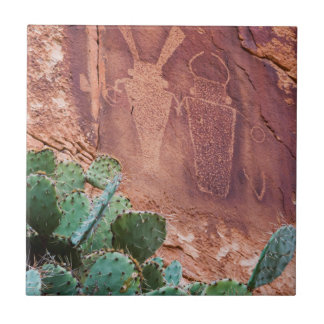 Grand Staircase-Escalante National Monument 5 Ceramic Tile