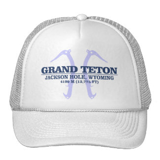Grand Teton 2 Hats