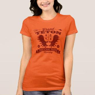 Grand Teton Camper Logo T-Shirt