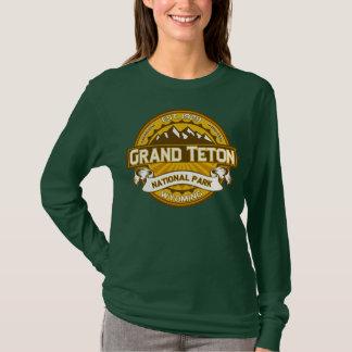 Grand Teton Goldenrod Logo T-Shirt