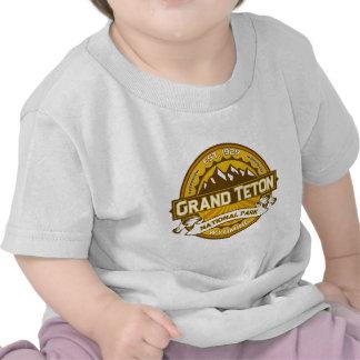 Grand Teton Goldenrod T Shirts