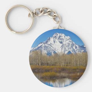 Grand Teton Key Ring