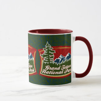 Grand Teton Mountain Mug