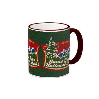 Grand Teton Mountain Mug