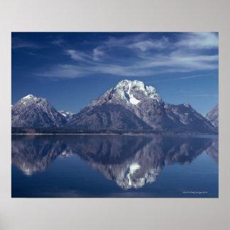 Grand Teton mountain range Posters