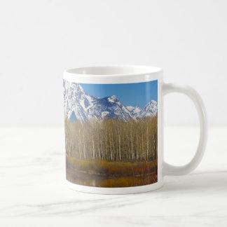 Grand Teton Coffee Mugs