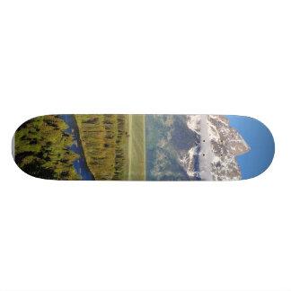 Grand Teton National Park 3 Custom Skateboard