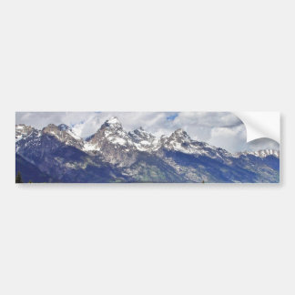 Grand Teton National Park. Bumper Sticker