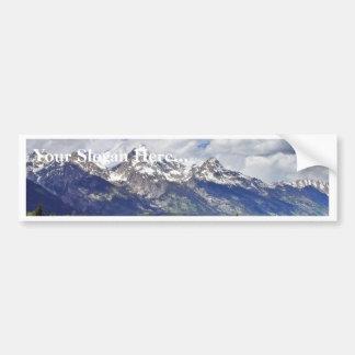 Grand Teton National Park. Bumper Sticker