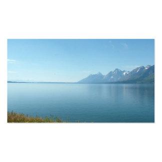 Grand Teton National Park Business Cards