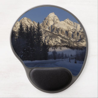 Grand Teton National Park Gel Mouse Pad