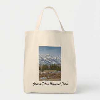 Grand Teton National Park Grocery Tote
