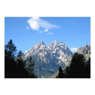 Grand Teton National Park Invite