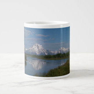 Grand Teton National Park Large Coffee Mug
