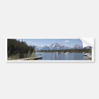Grand Teton National Park photography Bumper Stickers