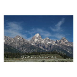 Grand Teton National Park Posters