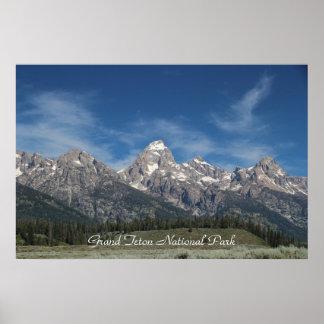 Grand Teton National Park Posters