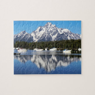 Grand Teton National Park Puzzle