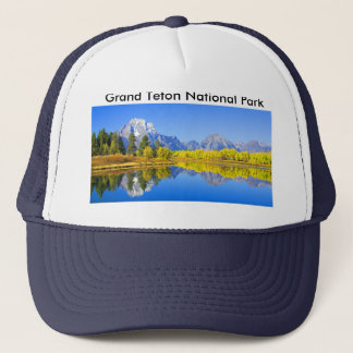 Grand Teton National Park Series 1 Trucker Hat