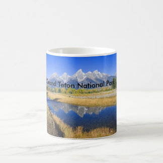 Grand Teton National Park Series 7 Coffee Mug