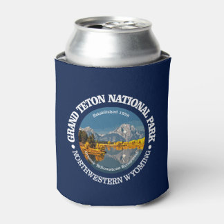Grand Teton NP Can Cooler